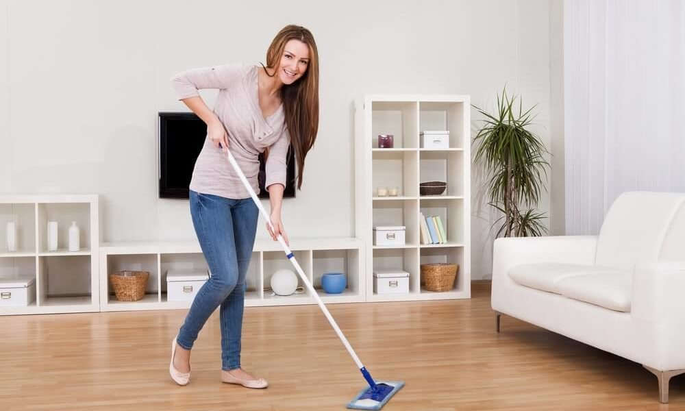 10 Best Mop For Laminate Floors Reviews Er S Guide