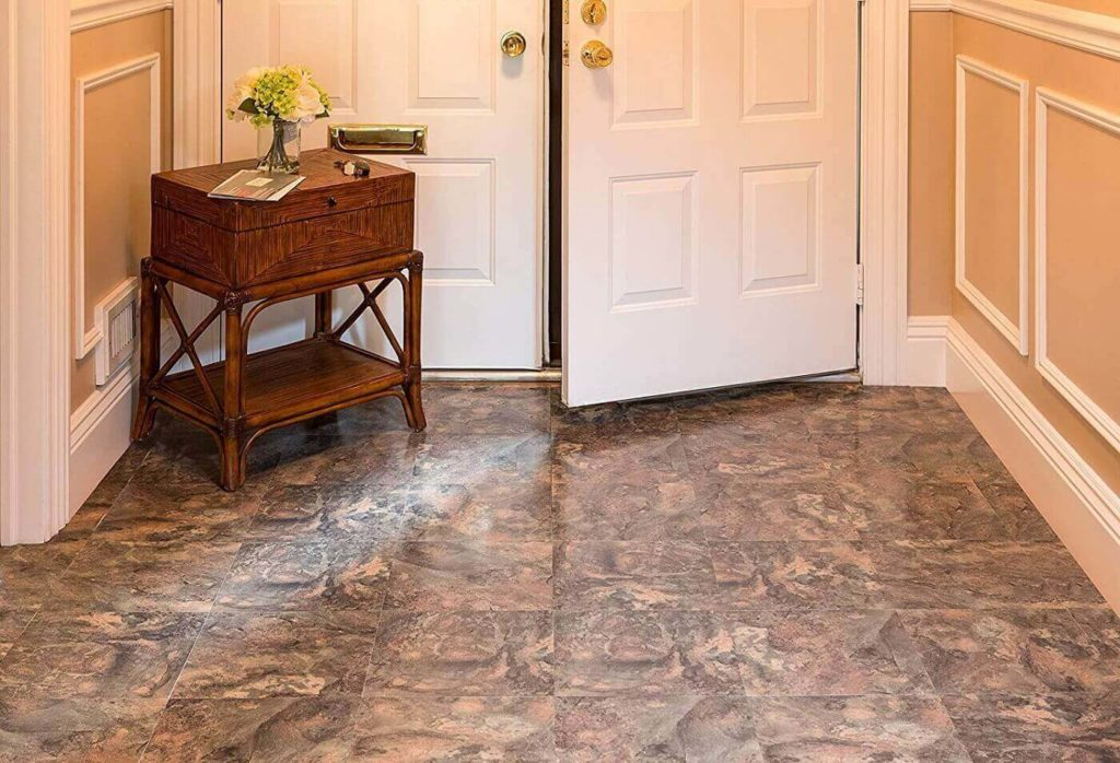 best way to remove vinyl flooring from concrete