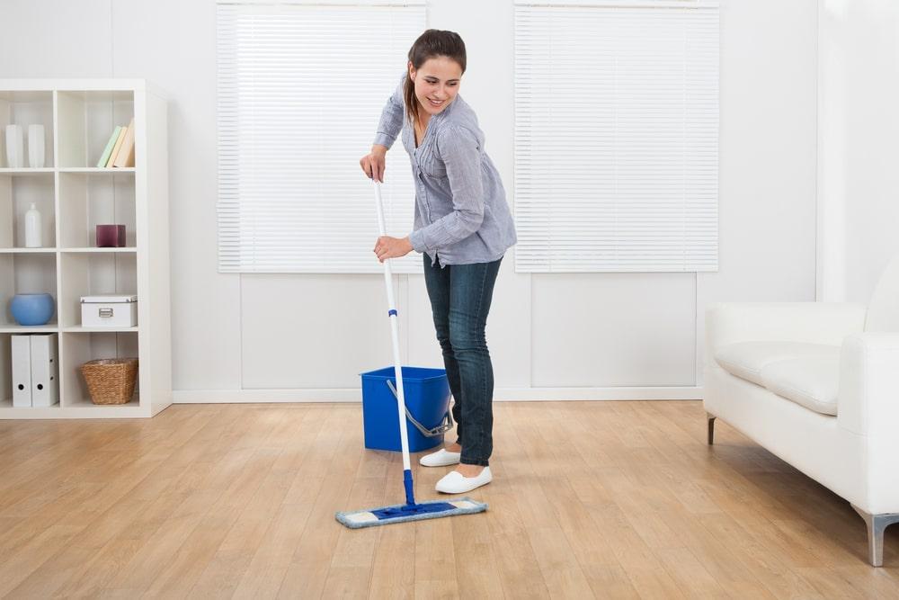 How to Deep Clean Vinyl Floors