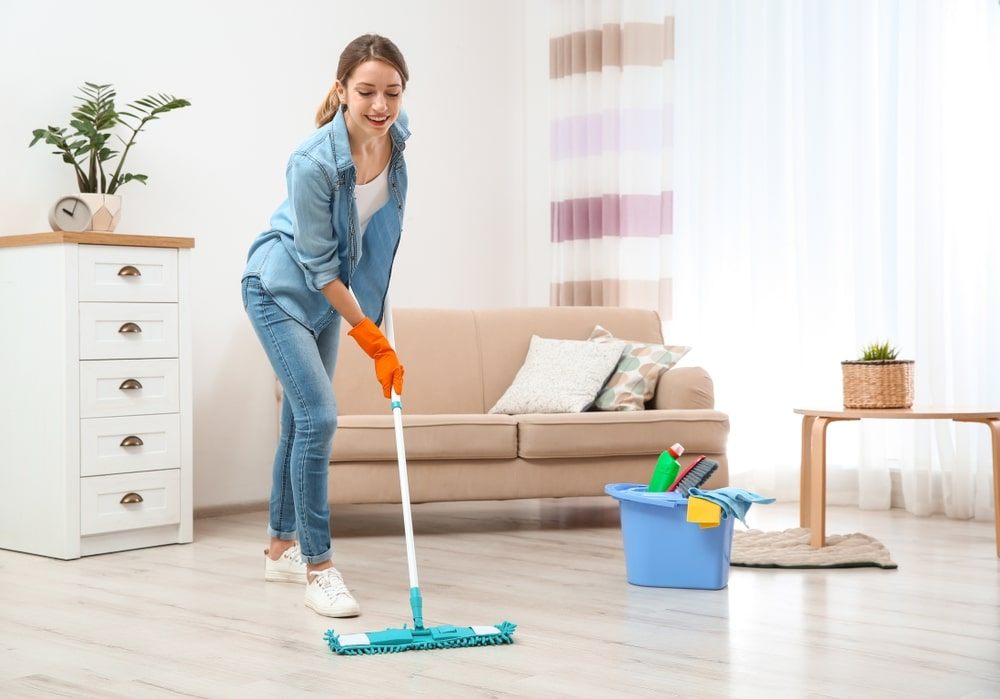 What Can You Use To Clean Laminate Floors