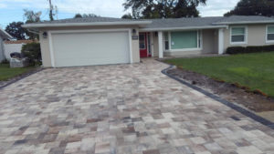 Apply a Paver Sealer