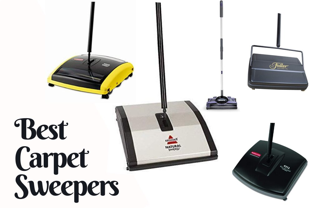 Best Carpet & Floor Sweepers