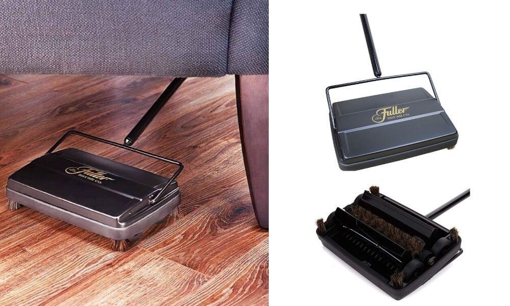Fuller Brush 17027 Electrostatic Carpet & Floor Sweeper