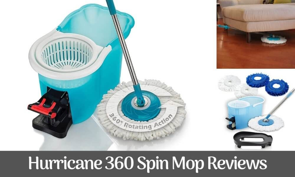 Hurricane Spin Mop Reviews: Read This Before You Buy