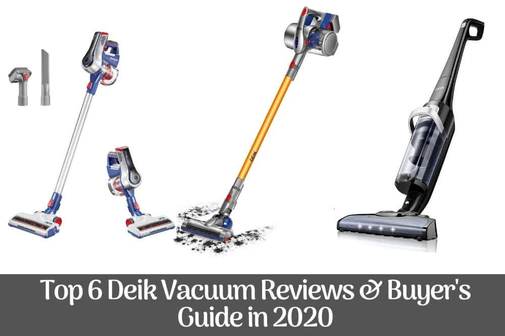 Deik Vacuum Reviews