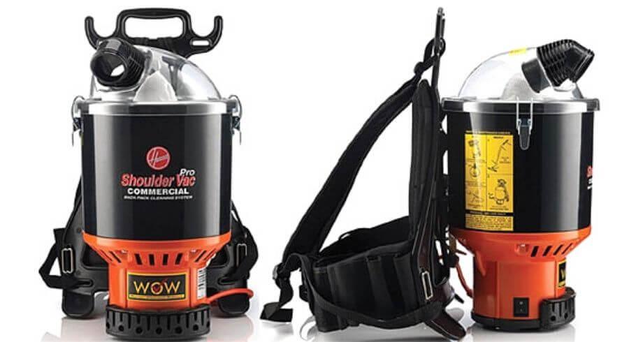 Backpack vacuum cleaner reviews