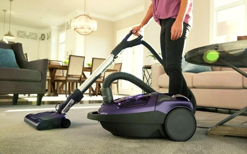 Kenmore Canister Vacuum Review