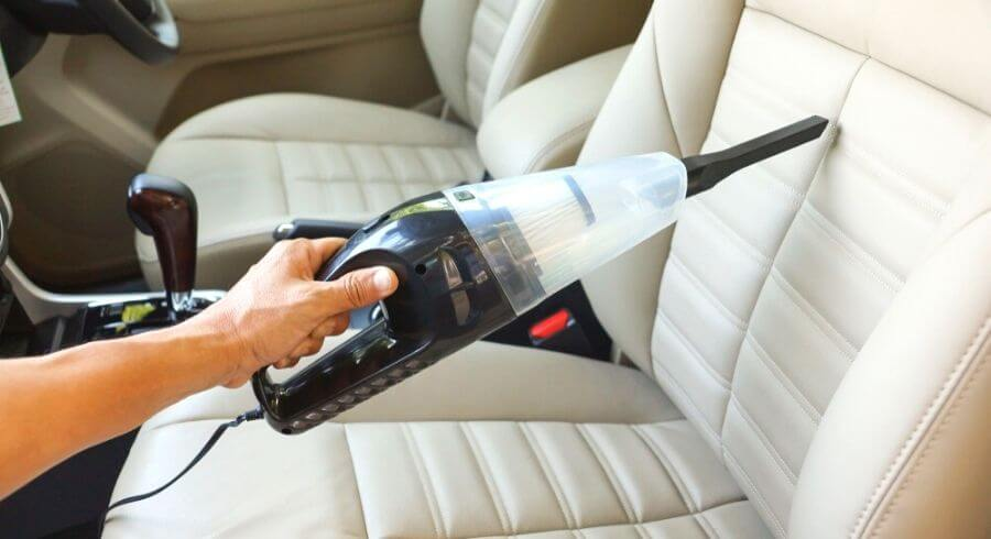 car detailing vacuum
