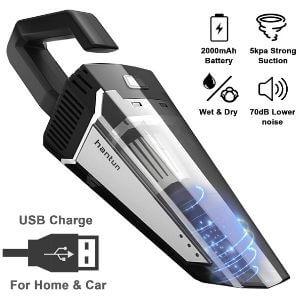hantun Portable Handheld Cordless Vacuum