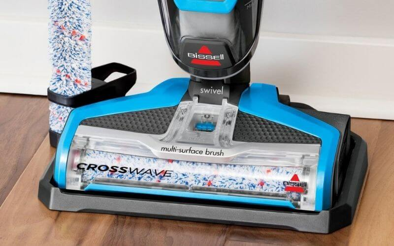 How to Use Bissell Crosswave