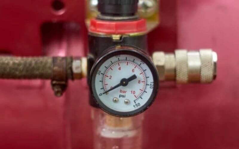 Pool Filter Pressure Gauge