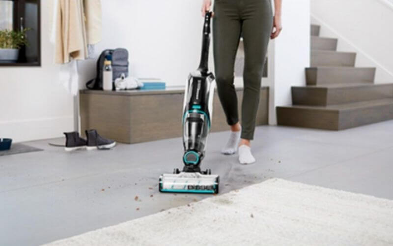 bissell crosswave cordless max troubleshooting