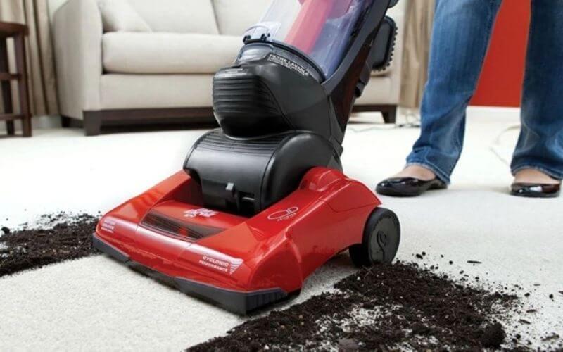dirt devil pro power upright vacuum