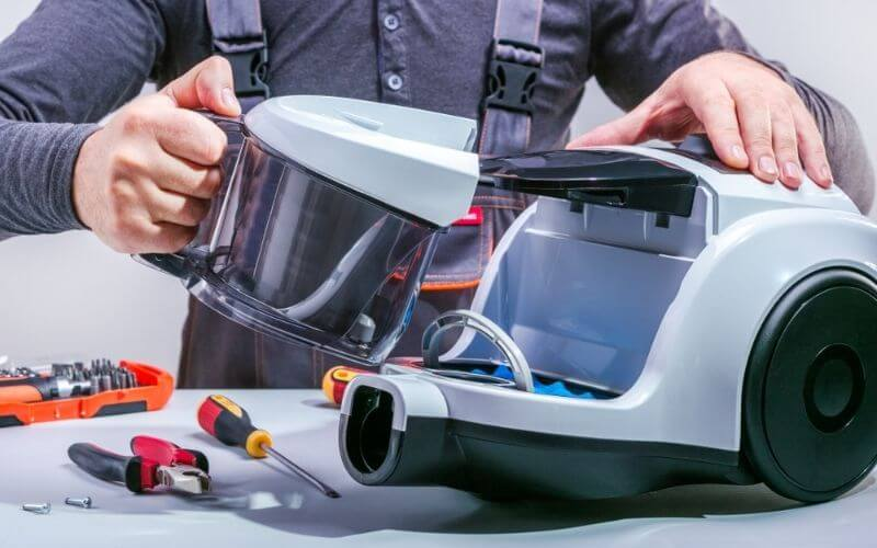 how to fix a vacuum cleaner with no suction