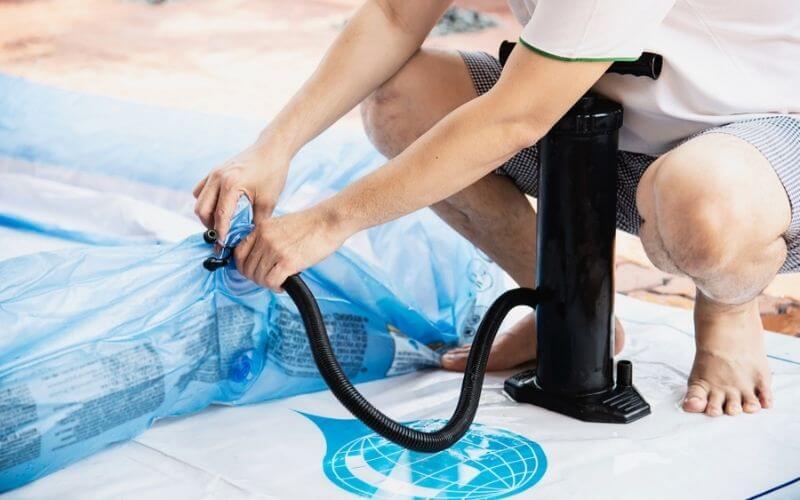 pool pump high pressure