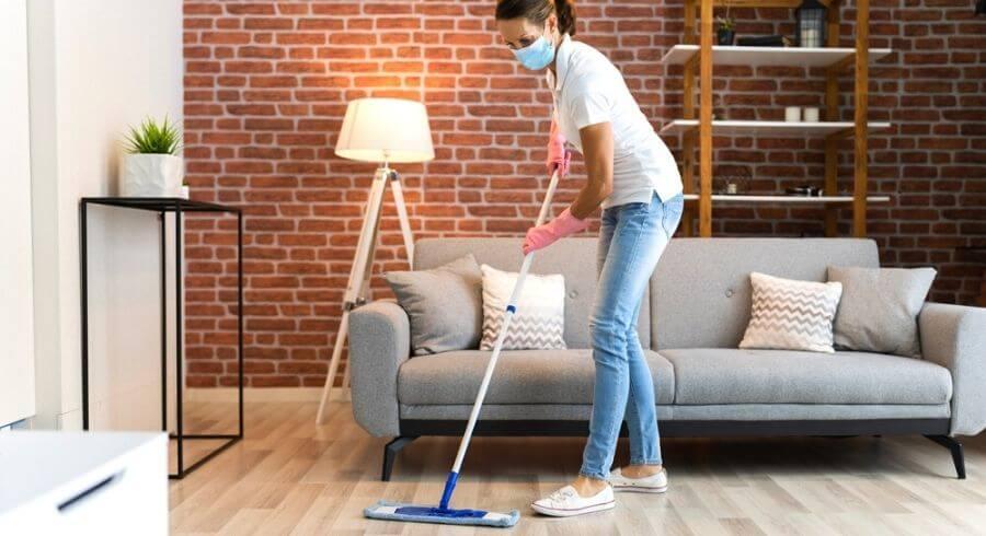 floors clean